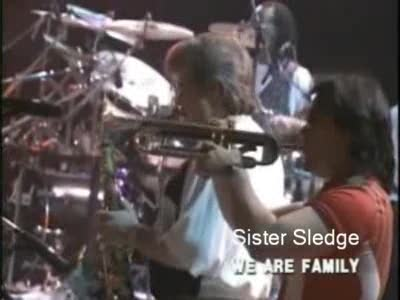 MedicineFilms.com - Sister Sledge - We Are Family