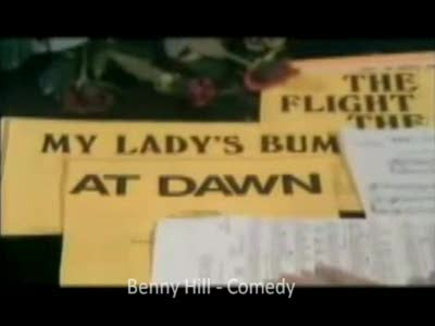 MedicineFilms.com - Benny Hill