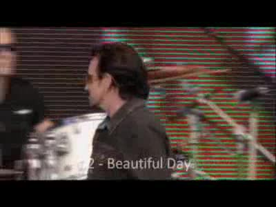 MedicineFilms.com - U2 - Beautiful Day