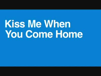 MedicineFilms.com - Hanson - 'Kiss Me When You Come Home'